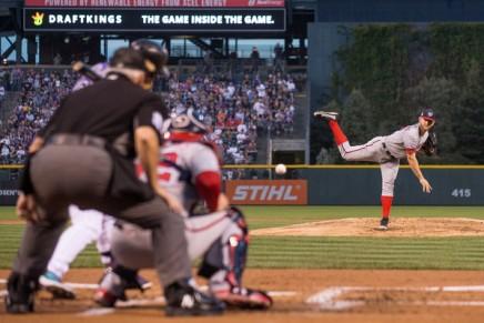 Pitcher breaks bank: Strasburg signs richest pitcherdeal