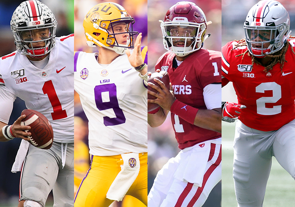 2019 Heisman Trophy finalists invited to New York City for the Heisman Trophy announcement