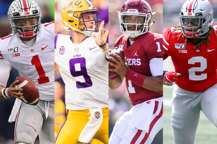 2019 Heisman Trophy finalists revealed