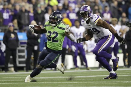 Seahawks defeat Vikings, as Cousins remains winless on MNF