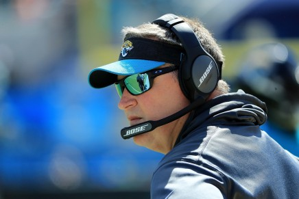 Report: Jaguars planning to fire Doug Marrone