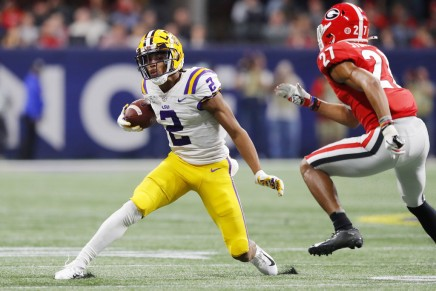 (1) Tigers dominate (4) Oklahoma in 2019 CFBSemifinal