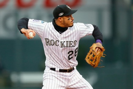 Rockies willing to listen to offers for starArenado