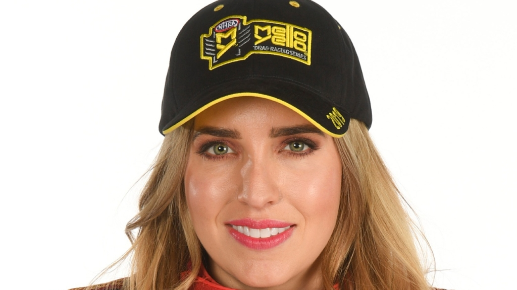 Brittany Force 2019 Headshot