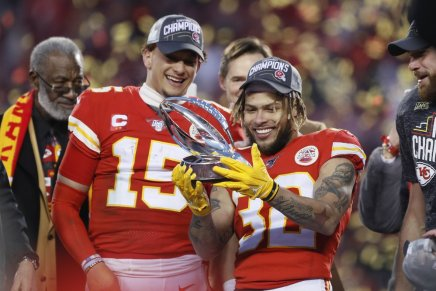 Chiefs are back in the Super Bowl after 50-years