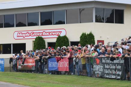 Winter explains the new plans for Maple GroveRaceway