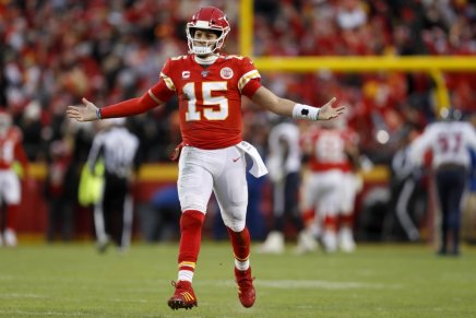 Chiefs offense explodes after being down 24-0