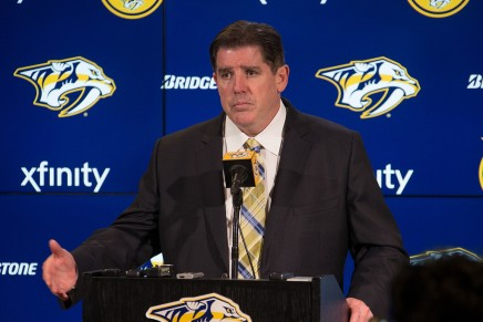 Predators fire Laviolette, McCarthy from coaching duties
