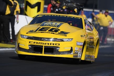 Long-time Pro Stock driver Jeg Coughlin Jr. plans to retire after 2020 season