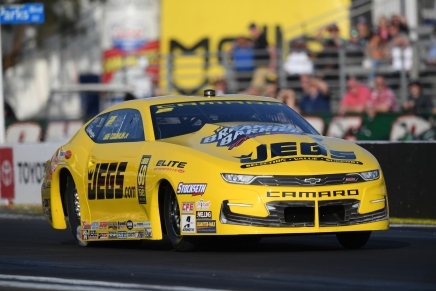 Coughlin Jr. leads Pro Stock field at 60th annual WinterNationals