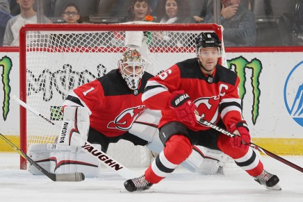 Islanders acquires Devils' Andy Greene