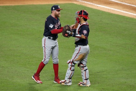 Nationals suspect Astros of cheating in 2019 World Series