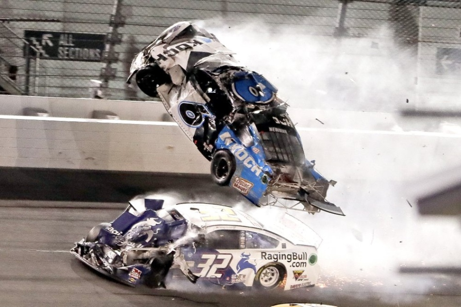 Newman is alive; in serious condition after 2020 Daytona 500crash