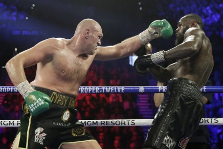 Report: Fury-Wilder III planned for July