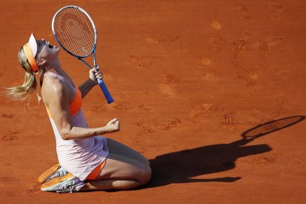 Tennis star Maria Sharapova announces retirement at 32