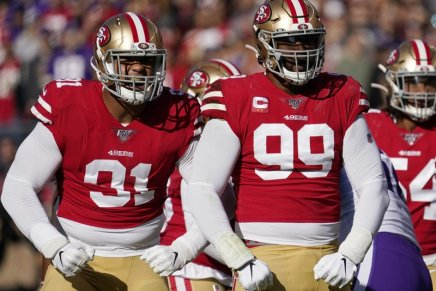 49ers' Buckner officially traded to the Indianapolis Colts