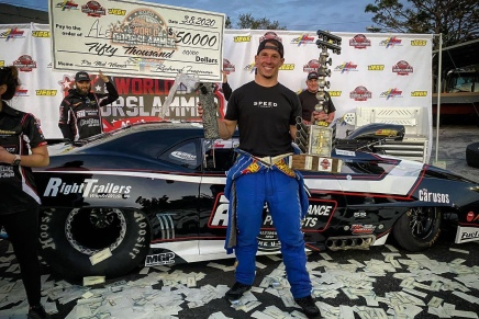 Laughlin wins World Doorslammer Nationals in Pro Mod