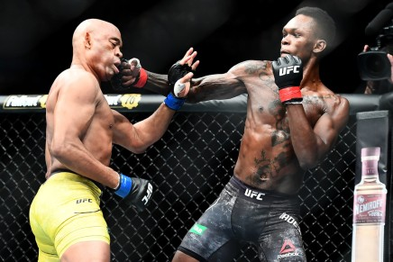 Adesanya gets unanimous decision win, defeats Romero at UFC248