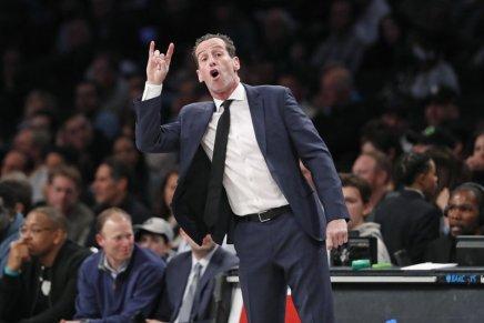 Nets fire head coach Atkinson after three-plusseasons