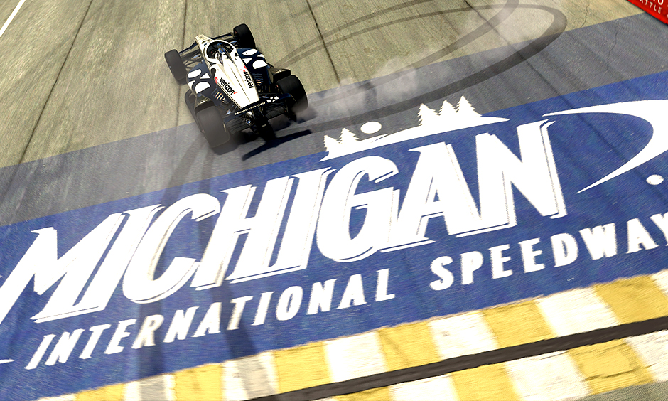 Virtual Simon Pagenaud won the IndyCar iRacing Challenge on Saturday, April 11th, in the Chevrolet 275