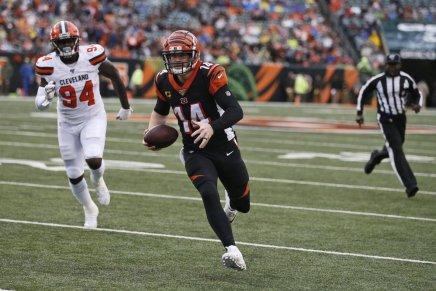 Bengals release franchise quarterback AndyDalton