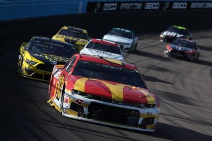Chip Ganassi Racing fires Kyle Larson for n-wordcomment