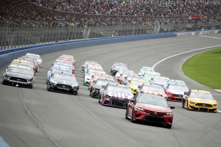 Report suggests that NASCAR could return on May17th