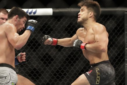 Henry Cejudo retires after defeating Dominick Cruz at UFC 249