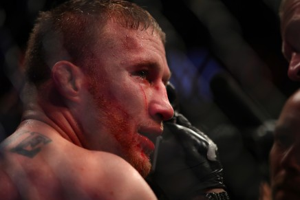 Gaethje dominates Ferguson to win interim belt at UFC 249