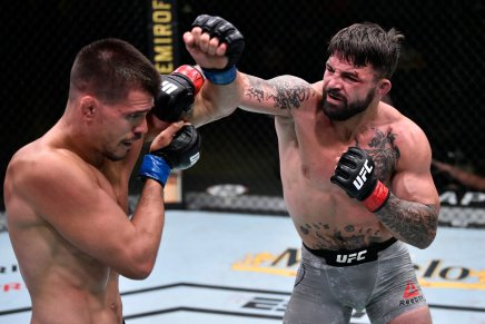 Perry defeats Gall at UFC on ESPN12