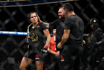 Nunes dominates Spencer at UFC 250 main event in LasVegas