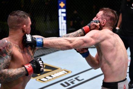 Poirier defeats Hooker at ESPN on UFC12