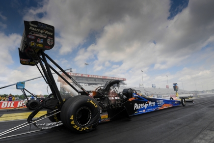 Millican claims first No. 1 qualifier in 2020 at Indy Summernationals