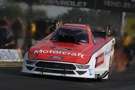 Tasca III takes No. 1 spot one week after missing Indy event due to thecoronavirus