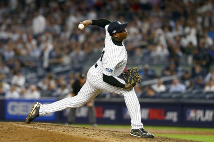 Yankees closer Aroldis Chapman has thecoronavirus