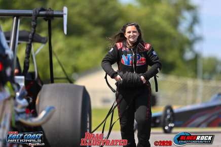Camrie Caruso announced as the next Fearless Racing TAD pilot