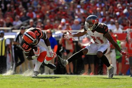 Browns tight end David Njoku wants atrade