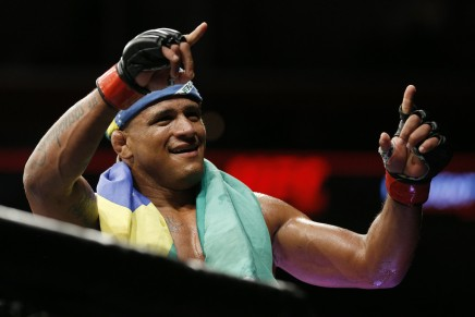 Gilbert Burns removed from UFC 251 mainevent