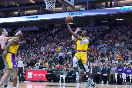 Lakers' Rajon Rondo injured in NBA Orlandobubble
