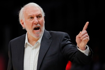 Nets expected to pursue Spurs head coach Gregg Popovich