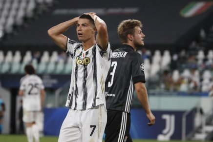 Juventus could move on from Cristiano Ronaldo after two seasons
