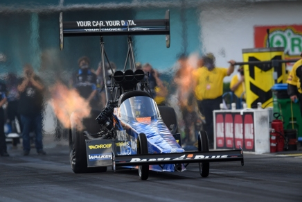 Millican claims 25th No. 1 qualifier at 2020 Gatornationals