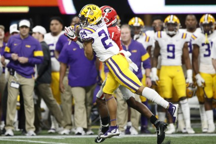 Tigers' star Stingley Jr. misses 2020 SEC opener