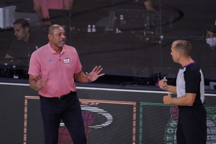 "Clippers ""mutually agree"" to move on from Doc Rivers"