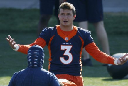 Broncos starting QB Drew Lock out at least two-to-six weeks of 2020 season