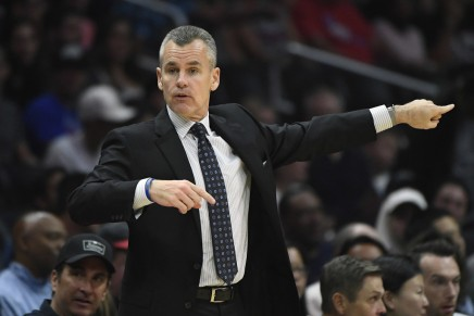Billy Donovan's contract has expired with the Oklahoma City Thunder
