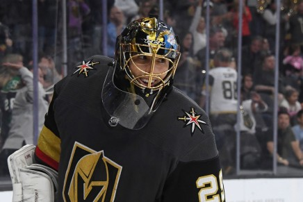 Time is now for Vegas to deal Marc-André Fleury