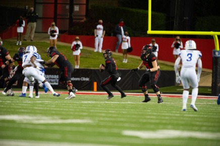 Red Wolves win slugfest 59-52 over Panthers inArkansas