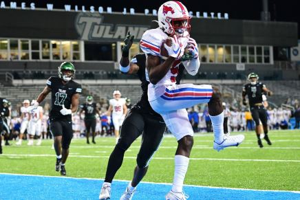 Mustangs defeat Green Wave with game-winning OT FG in NewOrleans