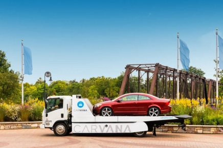 Carvana joins Jimmie Johnson's 2021 IndyCarteam